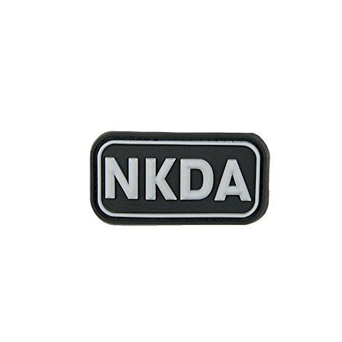 3D-Patch NKDA - No Known Drug Allergies swat