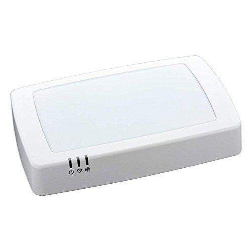Honeywell Home evohome security Funk-Zentrale (Hub) mit GPRS, HS9HUBGPRS (Alarmanlage Von Honeywell)
