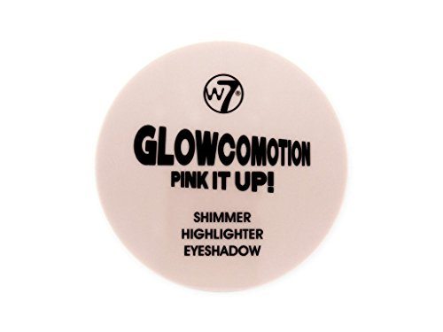Illuminateur visage et yeux - W7 Glowcomotion - Version Pink it up !