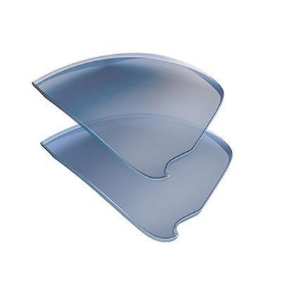 Nike SHOW X2Sonnenbrille Ersatz Objektive-eva124/eva126, blau