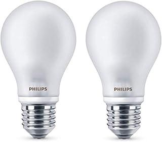 Philips ampoule LED E27 7W Equivalent 60W Verre Blanc chaud Lot de 2 (B00VQ63HLQ) | Amazon price tracker / tracking, Amazon price history charts, Amazon price watches, Amazon price drop alerts