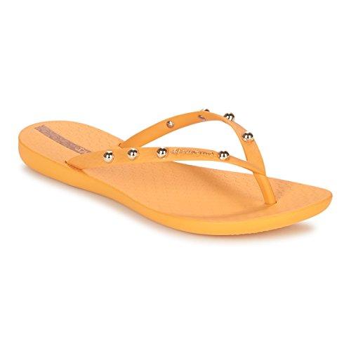 Ipanema Wave Glam Flip Flops Femmes Yellow Flip Flops