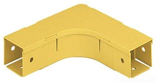 Panduit-snap (Panduit FRA2X 2YL Horizontal Raceway rechts Winkel Fassung, gelb)