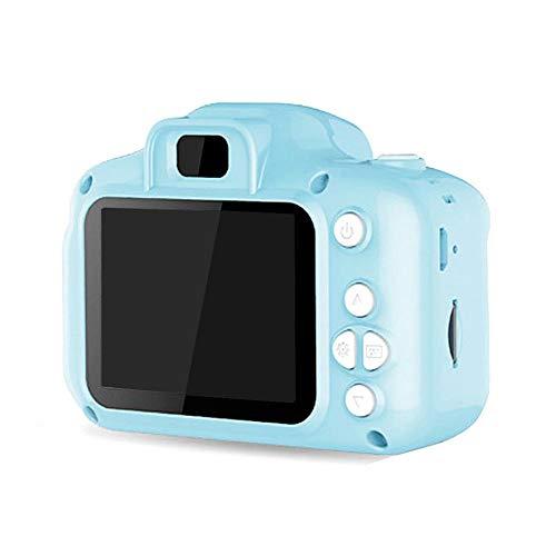 QUUY Creative Kids Digital Camera Toys, Kids Mini HD Cartoon Cámaras, Tomando Fotos Regalos para Boy Girl Fit Birthday Holiday