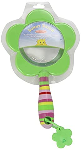 Melissa & Doug Sunny Patch Blossom Bright Flower Magnifying Glass With Shatterproof Lens