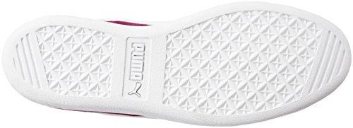 Puma PumaVikkyWnF6 - Scarpa da Tennis Morbida Donna, Rosso (RED/WHITE 12RED/WHITE 12), 40 EU