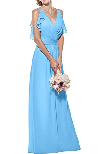 Gorgeous Bride - Robe - Femme bleu ciel