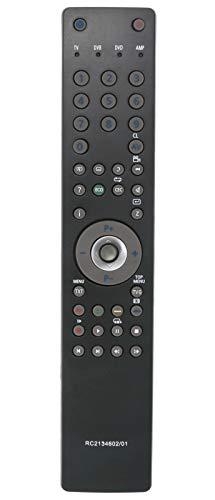 Allimity telecomando sostituito per grundig tp3 rc2134602 rc2134602 01
