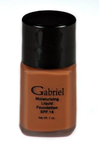 Moisturizing Liquid Foundation Walnut by Gabriel Cosmetics (Call For Pricing)