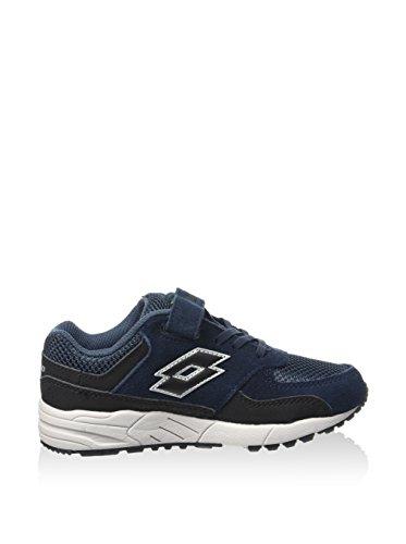 Lotto , Chaussures de ville à lacets pour garçon Bleu Marine