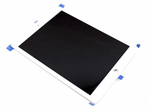 R.P.L. Original Digitizer + LCD passend für Apple iPad Air 2 Weiss White/Frontglas / Glas/Displayglas / LCD Reparatur/LCD Display/Touchscreen / LCD Replacement / 8 - Teiliges Werkzeugset Tools (Ipad Air 2-lcd-digitizer)
