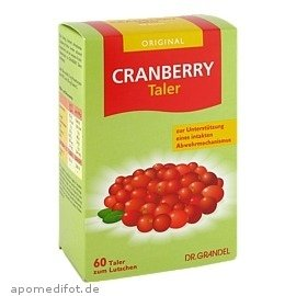 CRANBERRY CEROLA Taler Grandel, 60 St