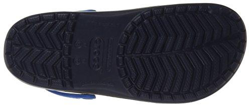 Crocs Crocband Tropical Ii, Sabots - Mixte adulte Bleu (Navy)