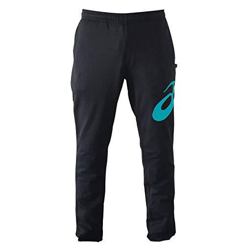 ASICS - Pantalon Sigma Noir/Lagon - XL