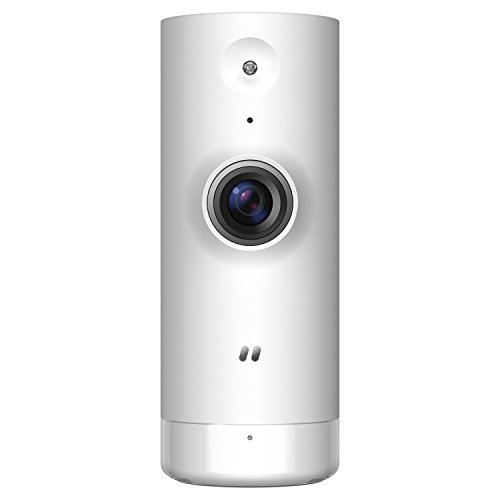D-Link Caméra cloud mydlink Mini HD Blanc (DCS-8000LH/E)