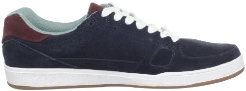 éS KEANO 5101000118, Chaussures de skateboard mixte adulte Bleu/blanc