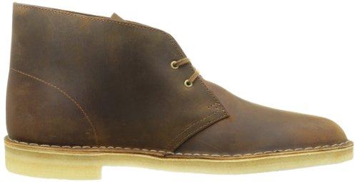 Clarks Originals Desert Boot, Boots homme Marron (Beeswax)