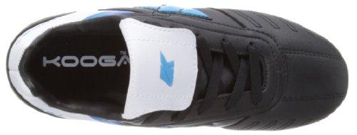 Kooga Lightning Lcst, Bottes Garçon Noir (black/white/blue)