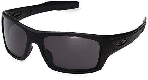 Oakley 0oj9003 occhiali da sole, nero (matte black), 58 uomo