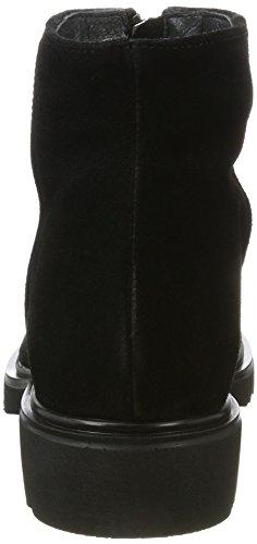 Mentor W7620, Stivali Donna nero (nero)