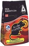 KOLLANT 9756805señuelo topicida, pasta, negro, 150g