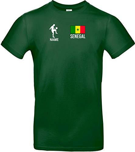 Shirtstown Camiseta Niño Camiseta Fútbol Senegal