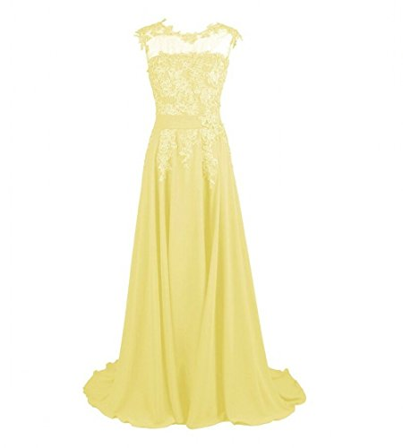 KA Beauty - Robe - Fille Jaune - Jaune