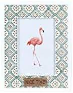 Art Deco Home - Marco de Fotos 10x15 cm Resina - 15059SG