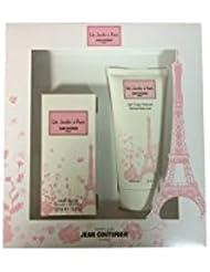 Jean Couturier Coffret Cadeau Un Jardin À Paris Eau de Toilette 30 ml + Lait Corps 100 ml