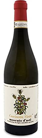 Vietti - Vino Moscato d'Asti Cascinetta - 2016 - 1 Bottiglia da 750 ml