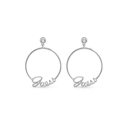 Guess Femme Acier Boucles d'oreilles pendantes - UBE84041
