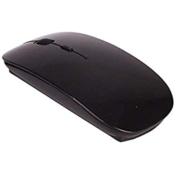 2.4ghzGHz Negro Cable USB Ratón óptico para portátil, Notebook y PC - compatible con