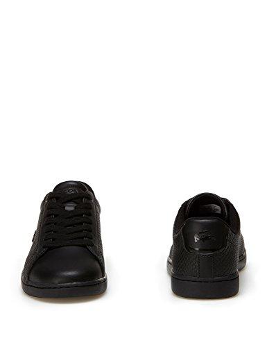 Lacoste Carnaby Evo Donna Sneaker Nero Black