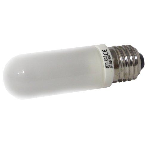 Studioblitz Einstelllicht DynaSun JDEE27 150Watt für E27 und Ersatzlampe Flash Serie KM, TD, LD, … (Flash 150w)