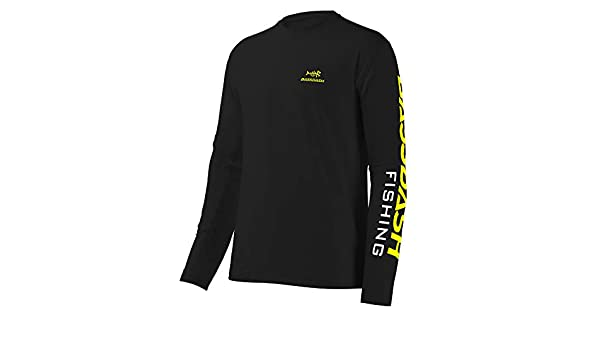 Bassdash T-shirt de p/êche /à manches longues pour homme Protection UV UPF 50