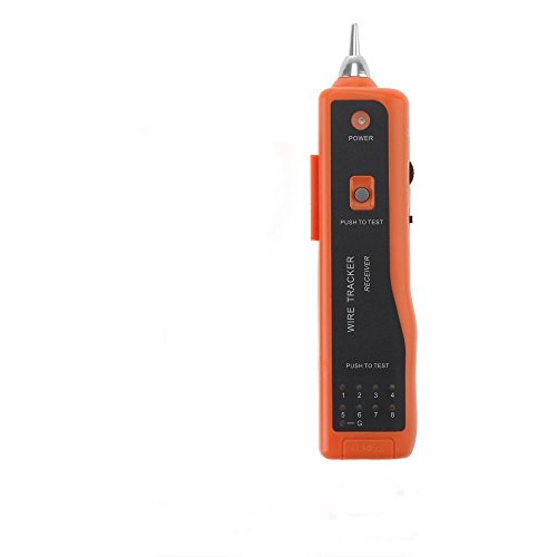 Patuoxun Cavo Tester Telefono Tracer Rete BNC RJ45 RJ11 Inseguitore Network LAN Ethernet Elettrico Wire Line Cercatore