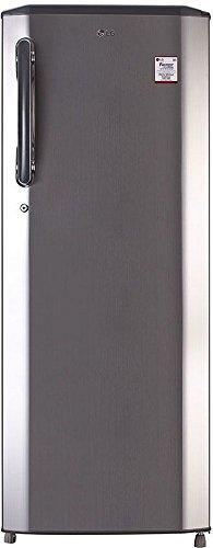 LG 270 L 4 Star Direct-Cool Single Door Refrigerator (GL-B281BPZX.DPZZEBN,...