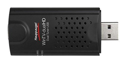 dvb c usb Hauppauge Fernsehen-Tuner Win TV dual-HD USB Stick DVB-C/T2/T Receiver