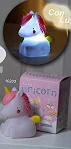 Lámpara LED Decorativa UNICORNIO-UNICORN Light