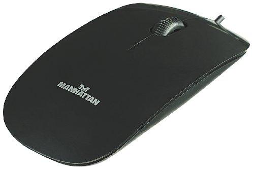 Manhattan Silhouette Optical MINI Mouse - Ratón