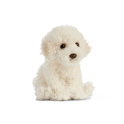 Living Nature Soft Toy - Stofftier Labradoodle Welpe (16cm) -
