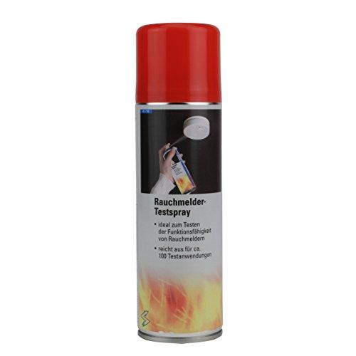 Unitec detector de humo de spray, 300 ml 46790
