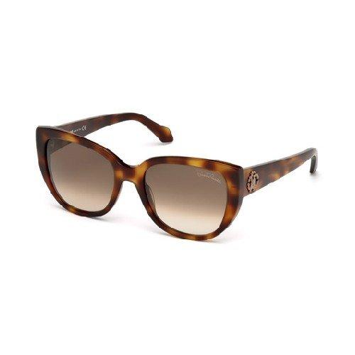 Roberto Cavalli RC990S C55 52G (dark havana / brown mirror) Sonnenbrillen