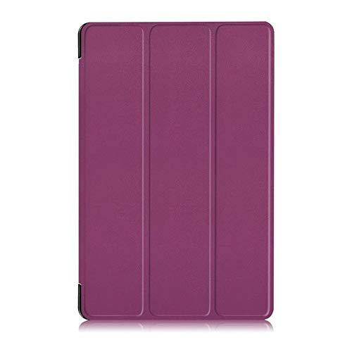 """Preisvergleich Produktbild Mouchao Slim Case Hülle für Samsung Galaxy Tab A 10.1""""mit S Pen SM-P580 Tablet Lila"""