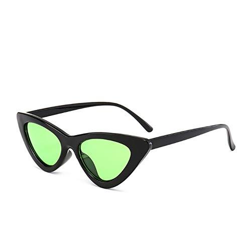 HUWAIYUNDONG Sonnenbrille Runde Gery Glas Rahmen Metallrahmen Klare Linse Kreis Spektakel Brille Frauen Männer Optische Brillen Weiblichen Nerd