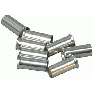 Kopp 354404080 Ader-Endhülsen, verzinnt, 100 Stück, 10 mm²/12 mm