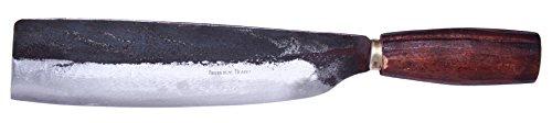 Pan Messer Kampot Machete, Fleischmesser handgeschmiedet (Stück Machete)