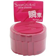 Samurai Style Plaster Hair Wax 80g Five rock