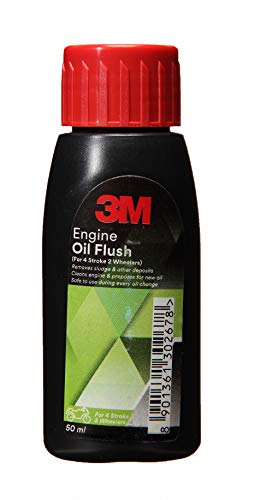 Buy 3M 2wh Engine Oil Flush (50 ml) online in India at discounted price