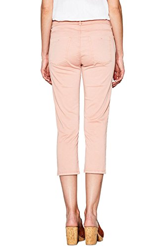 ESPRIT Damen Hose Orange (Salmon 860)